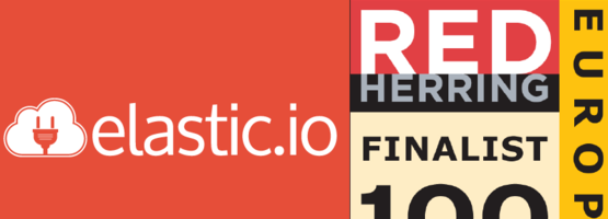 elastic.io is a Finalist for the 2015 Red Herring Top 100 Europe Award